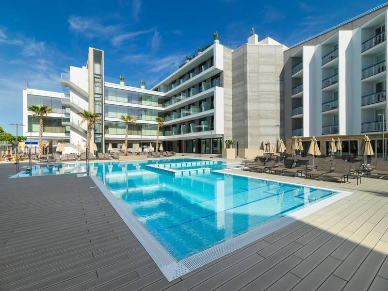Holidays at H10 Casa del Mar Hotel in Santa Ponsa, Majorca