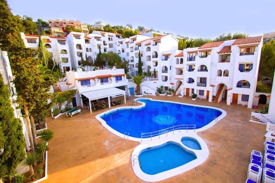 Holidays at Holiday Park Apartments in Santa Ponsa, Majorca