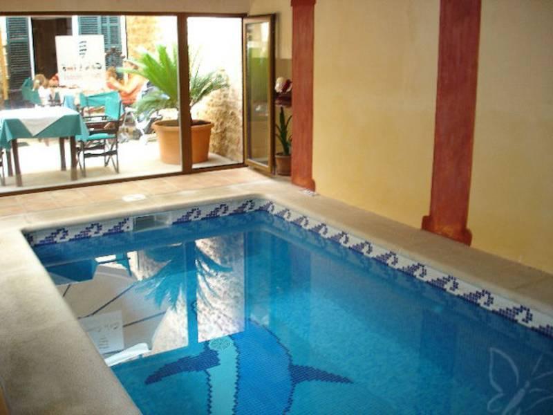 Holidays at Can Simo Petit Hotel in Alcudia, Majorca
