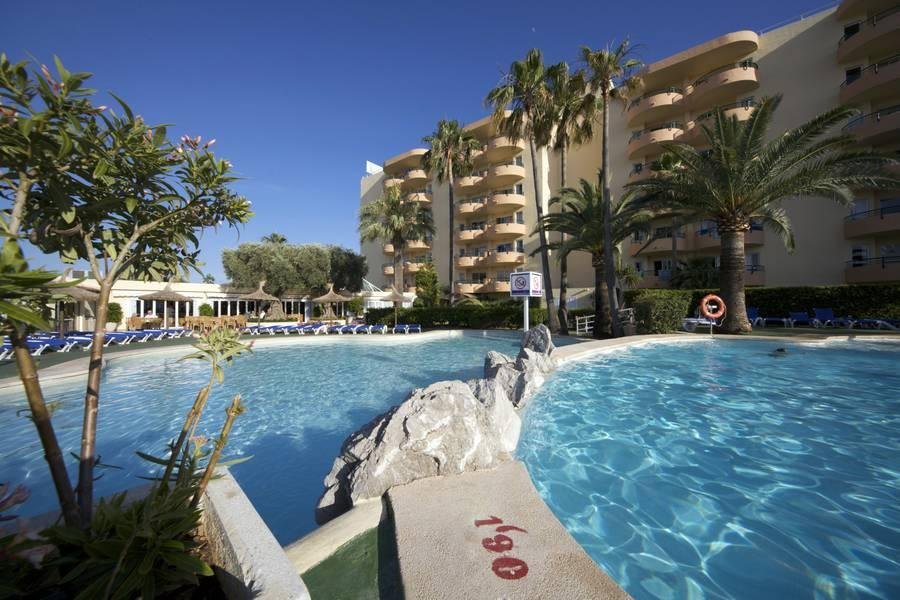 Holidays at Alcudia Beach Aparthotel in Alcudia, Majorca