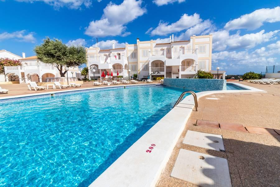 Holidays at Castell Sol Apartments in Arenal den Castell, Menorca