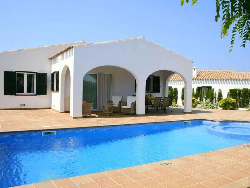 Holidays at Finesse Villas in Son Bou, Menorca