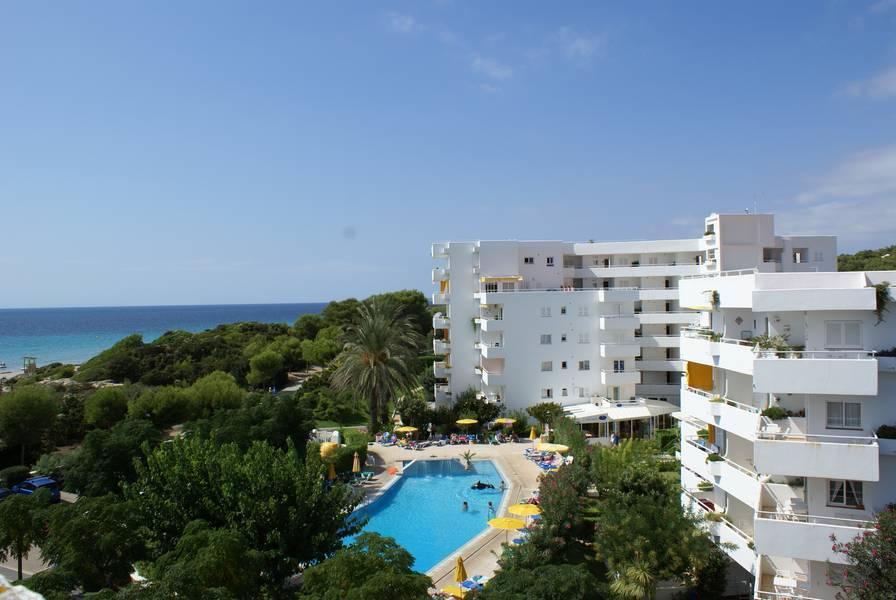 Hamilton Court Apartments, Santo Tomas, Menorca, Spain  Book