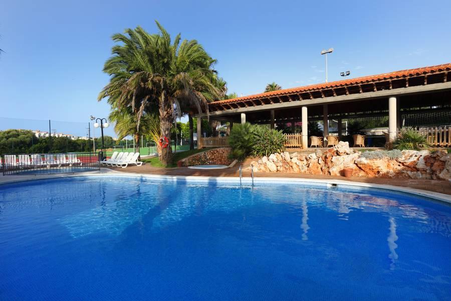 Holidays at Occidental Menorca Hotel in Punta Prima, Menorca