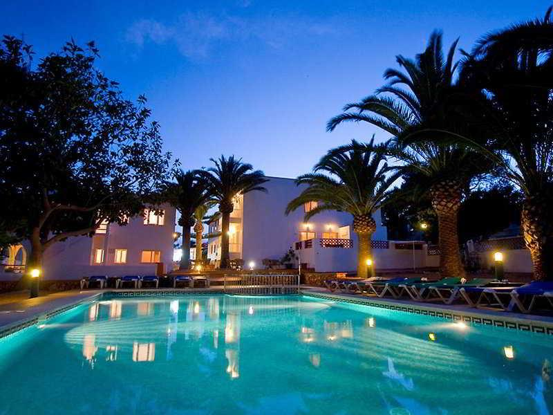 Holidays at Mar Blava Hotel in Punta Prima, Menorca
