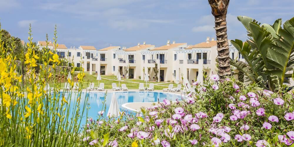 Holidays at Primasud Suites in Punta Prima, Menorca