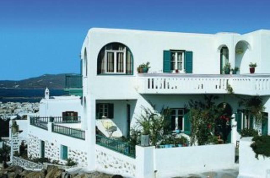 Holidays at Alekos Pensions in Mykonos Town, Mykonos