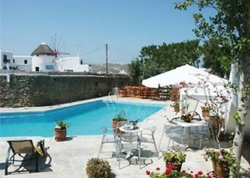 Holidays at Despotico Hotel in Mykonos Town, Mykonos