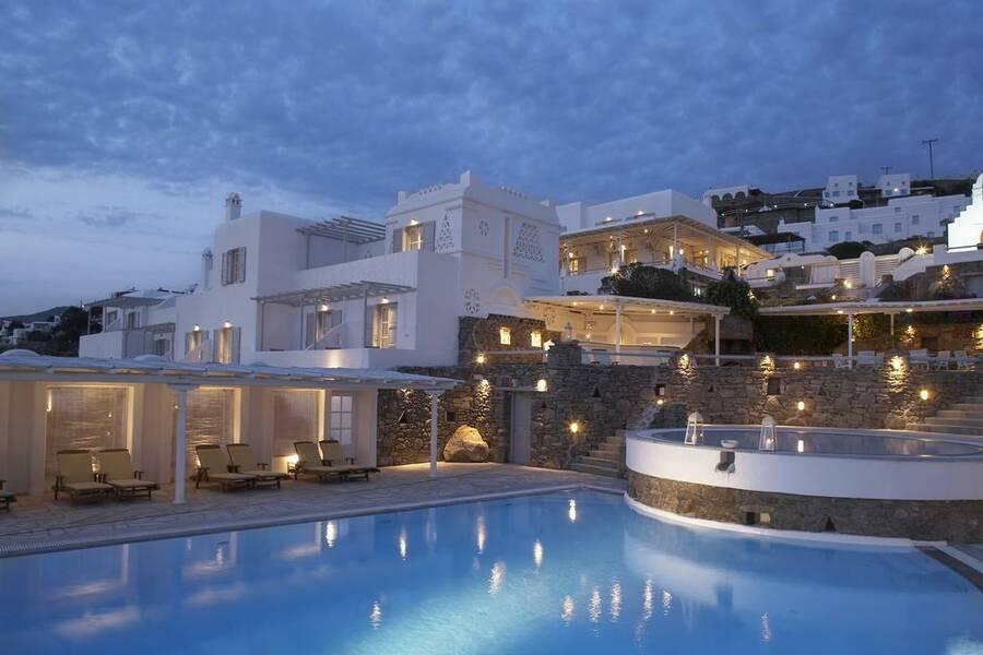 Holidays at Porto Mykonos Hotel in Mykonos Town, Mykonos