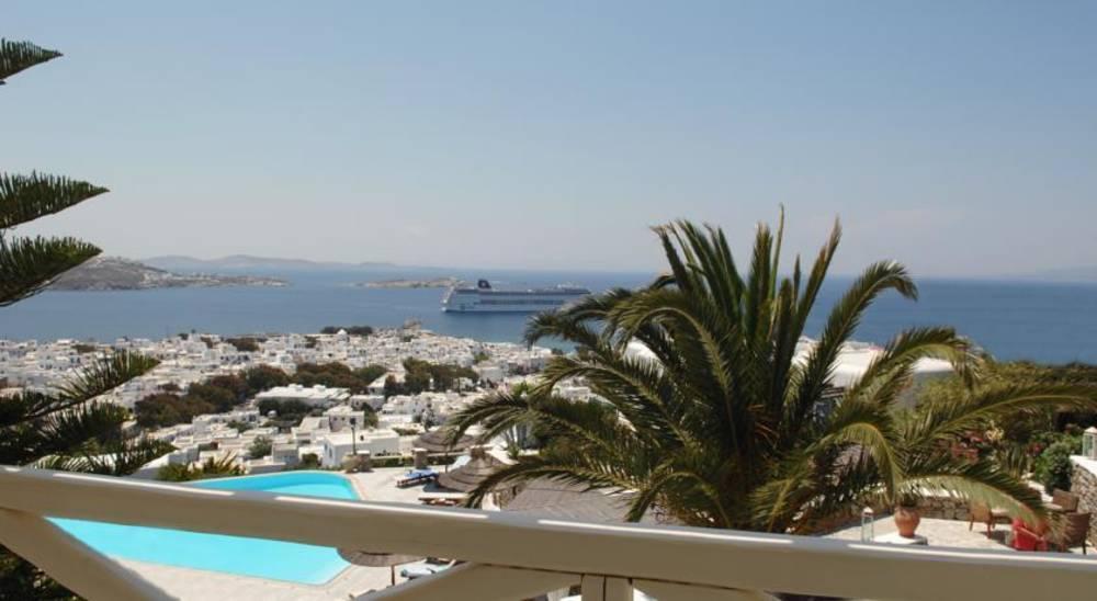 Holidays at Vencia Hotel in Mykonos Town, Mykonos