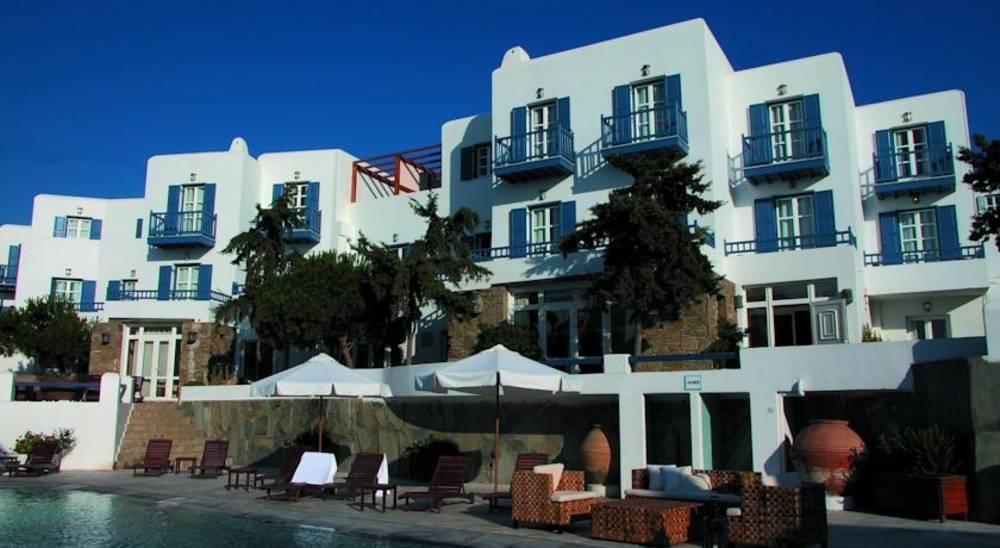Holidays at Poseidon Hotel in Mykonos Town, Mykonos