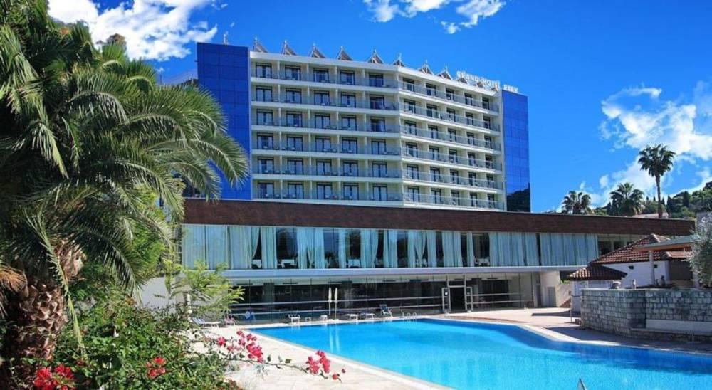 Holidays at Grand Hotel Park in Dubrovnik, Croatia