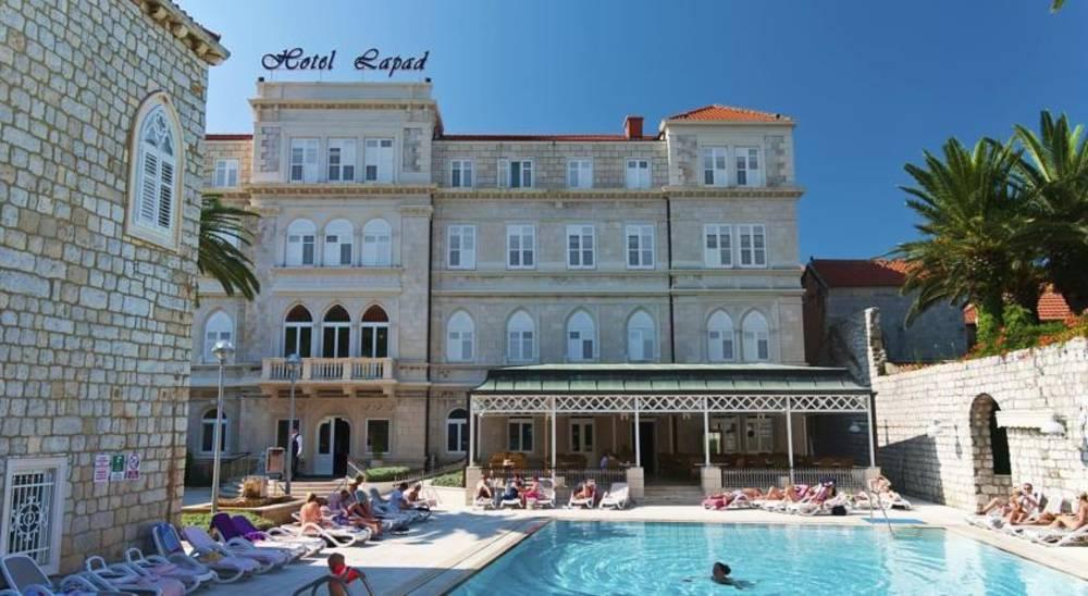 Holidays at Lapad Hotel in Dubrovnik, Croatia