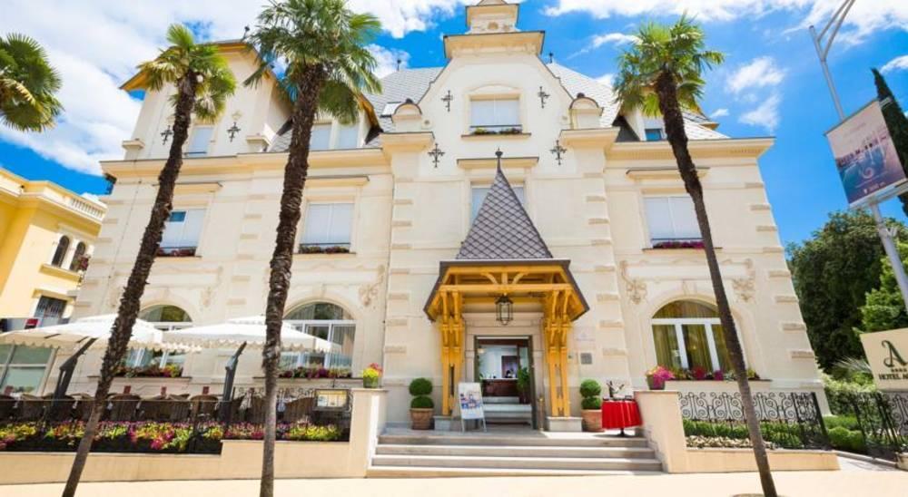 Holidays at Agava Hotel in Opatija, Croatia