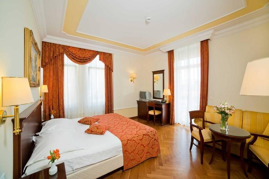 Holidays at Agava Hotel in Opatija, Croatia