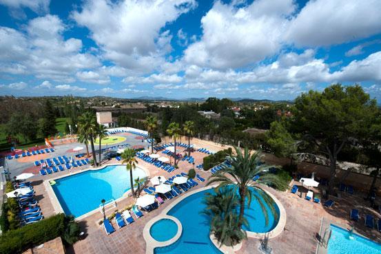 Holidays at Castell Dels Hams Hotel in Porto Cristo, Majorca