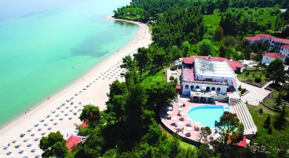 Holidays at Alexander The Great Hotel in Kriopigi, Halkidiki