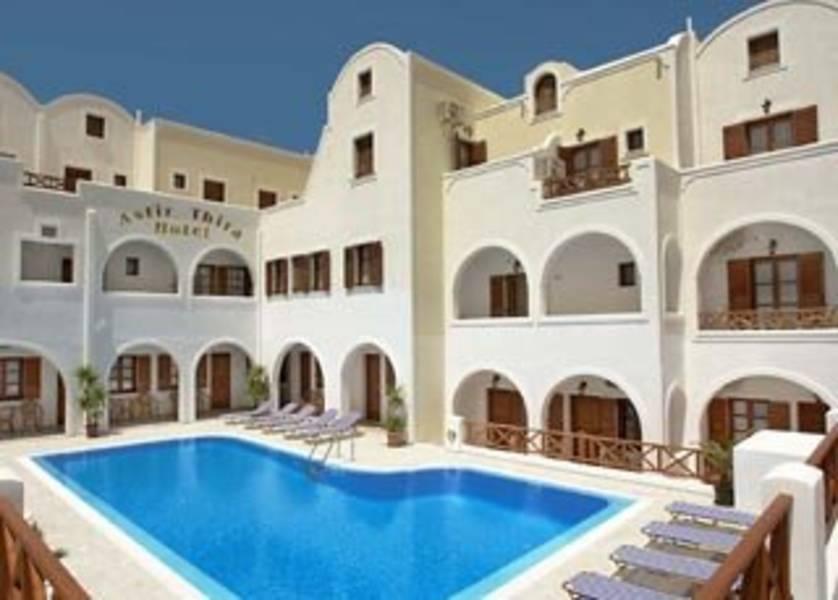 Holidays at Astir Thira Hotel in Fira, Santorini