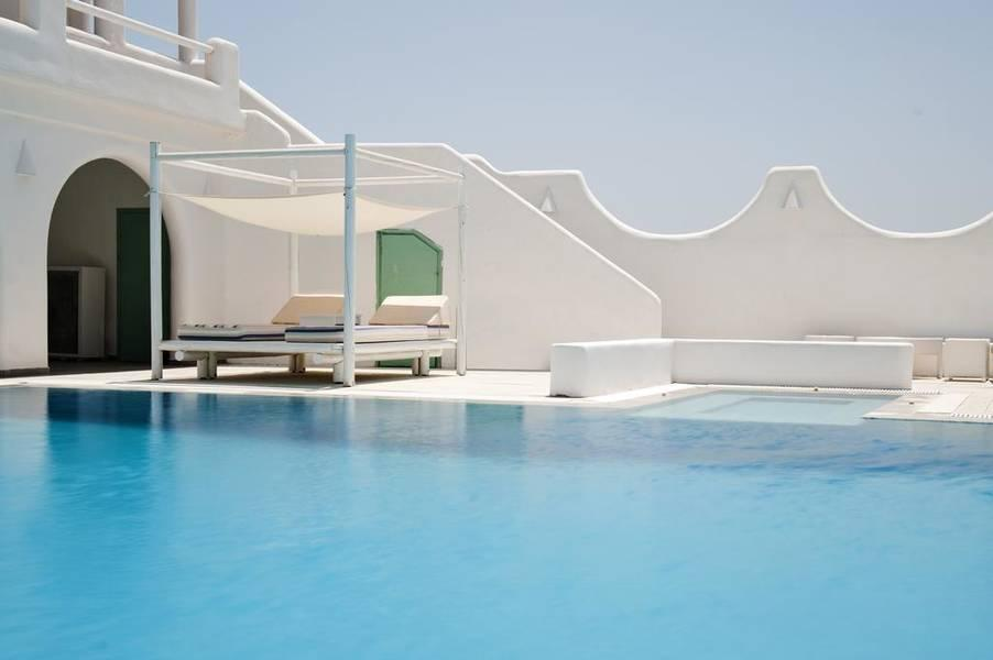 Holidays at Daedalus Hotel in Fira, Santorini