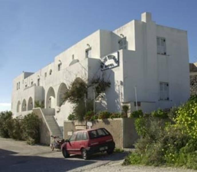Holidays at King Thiras Hotel in Fira, Santorini