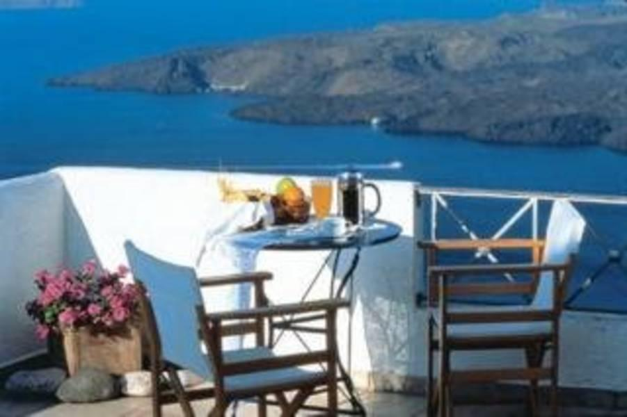 Holidays at Theoxenia Hotel in Fira, Santorini