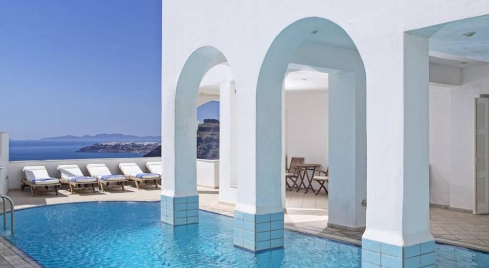 Holidays at Fira Atlantis Hotel in Fira, Santorini