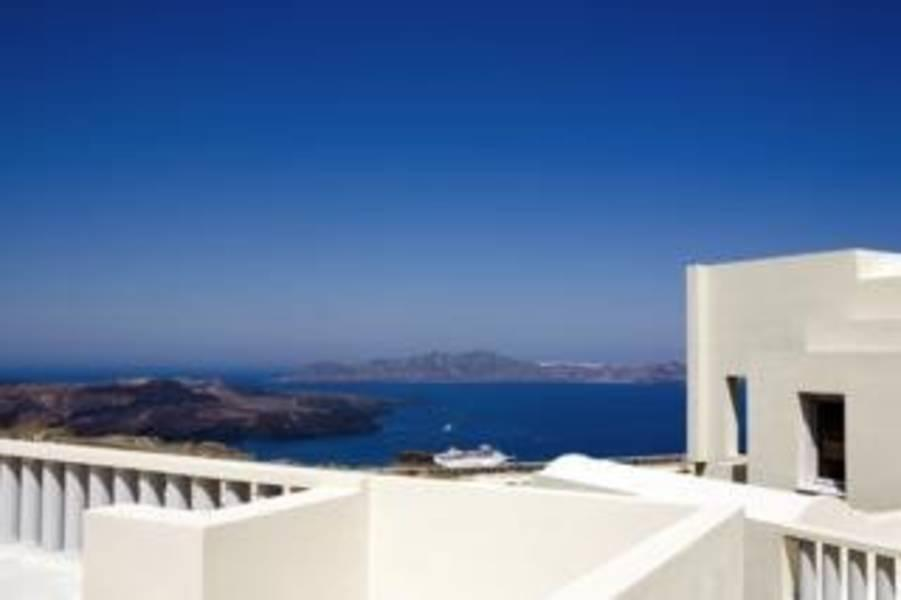 Holidays at Fira Majestic Hotel in Fira, Santorini
