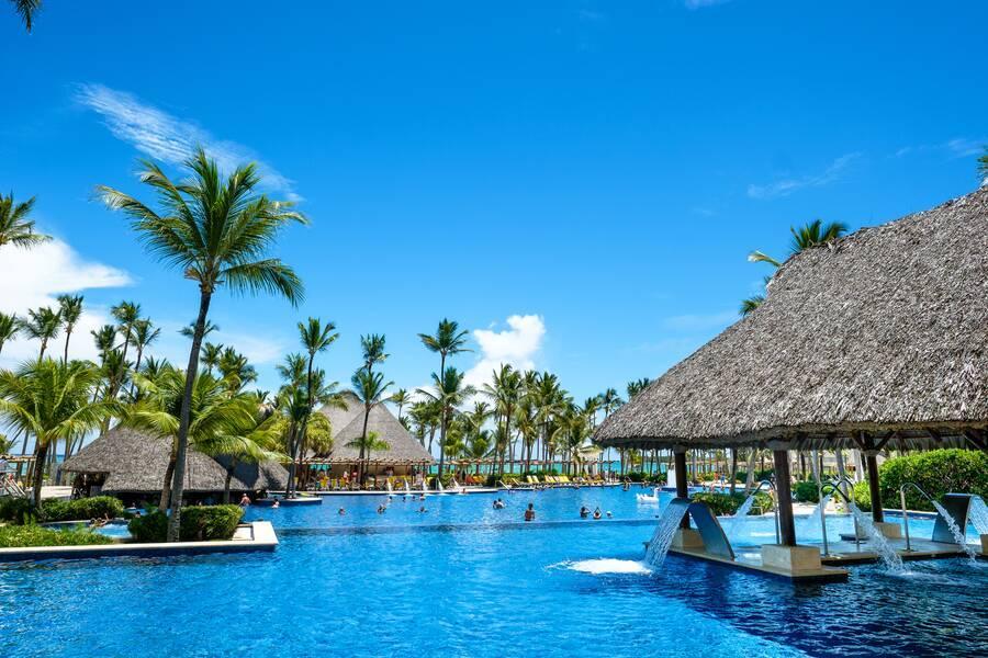 Holidays at Barcelo Bavaro Palace Deluxe Hotel in Playa Bavaro, Dominican Republic