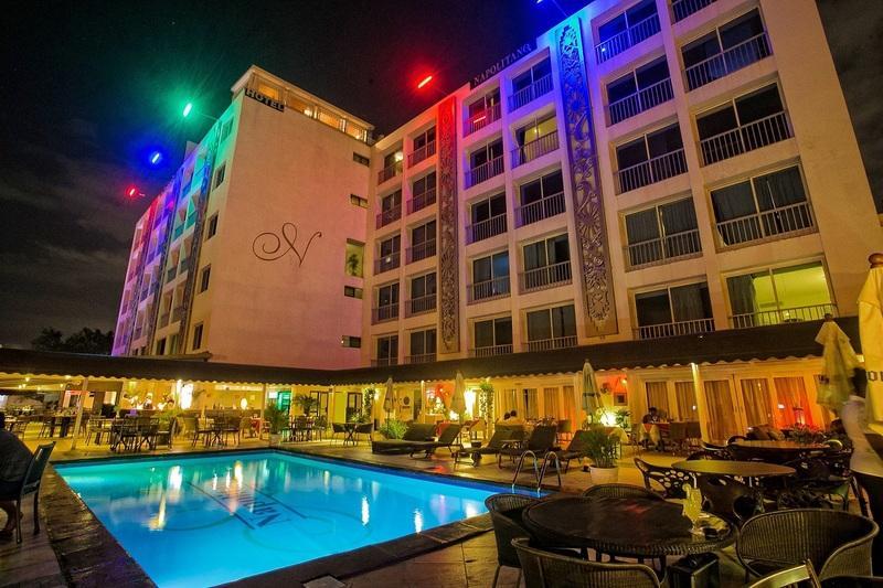 El Napolitano Hotel Santo Domingo Dominican Republic