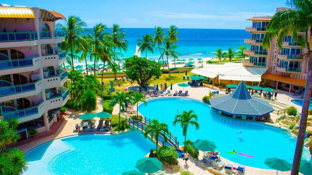 Holidays at Accra Beach Resort Hotel in Christchurch, Barbados