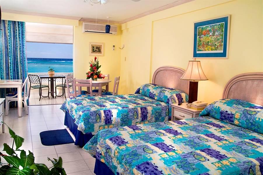 Holidays at Yellow Bird Hotel in Christchurch, Barbados