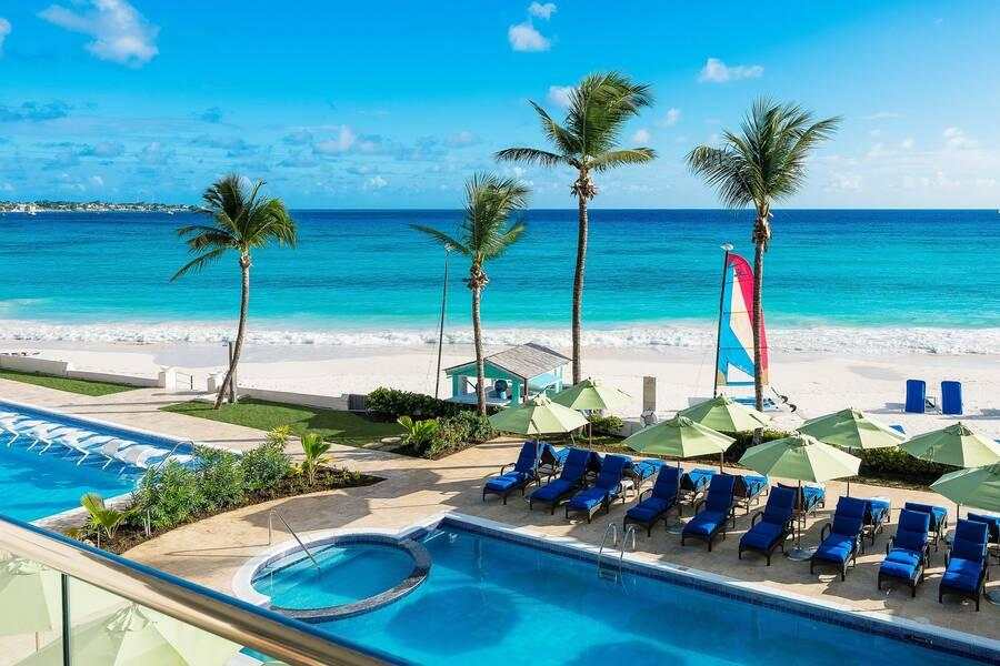 Holidays at Sea Breeze Beach Hotel in Christchurch, Barbados