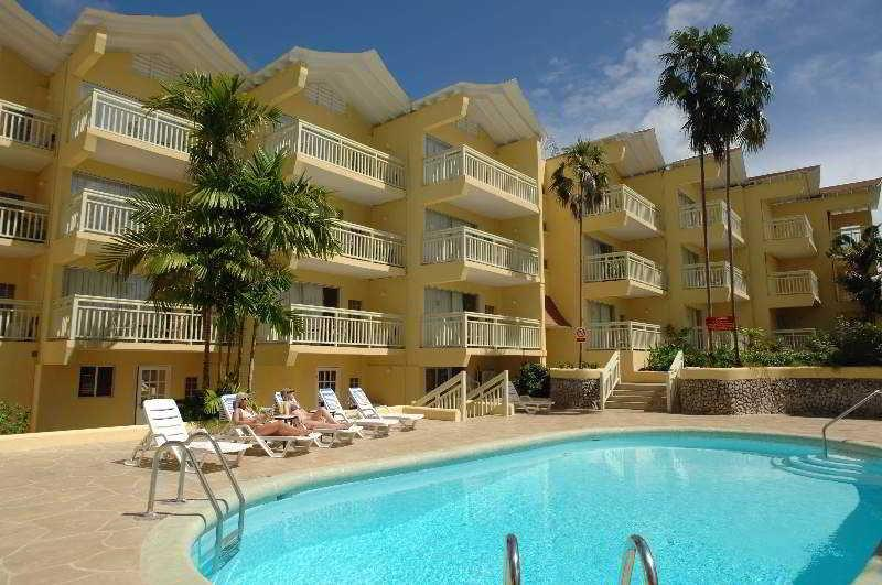 Holidays at Golden Sands Hotel in Christchurch, Barbados