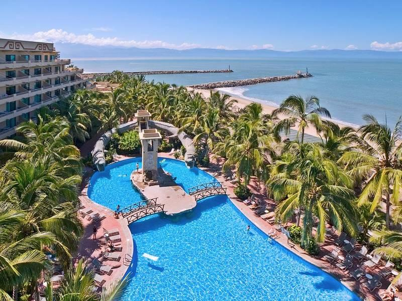 Holidays at Paradise Village Beach Resort Hotel in Neuvo Vallarta, Puerto Vallarta
