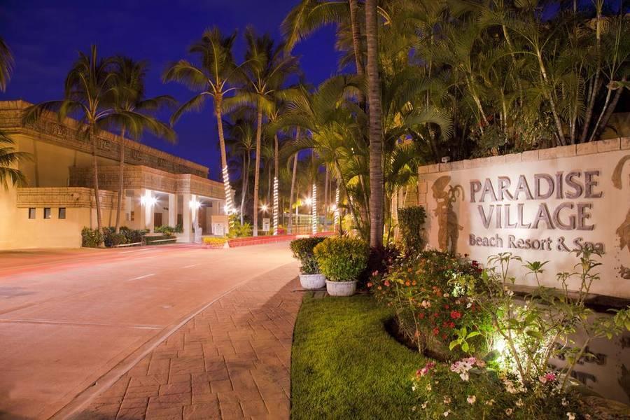 Holidays at Paradise Village Beach Resort Hotel in Neuvo Vallarta, Puerto Vallarta