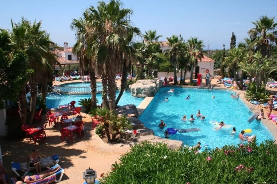 Holidays at Siesta Mar Apartments in Cala'n Porter, Menorca