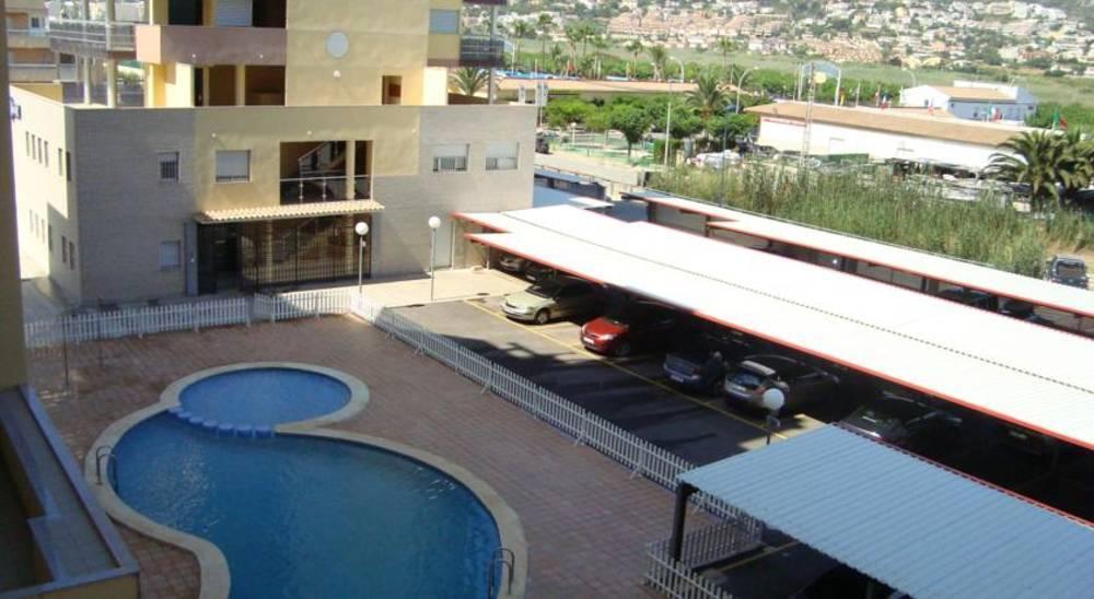 Holidays at Cinca Pompeya Hotel in Peniscola, Costa del Azahar