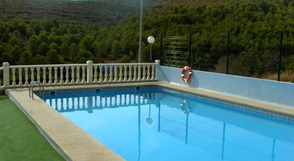 Holidays at Font Nova Apartments in Peniscola, Costa del Azahar