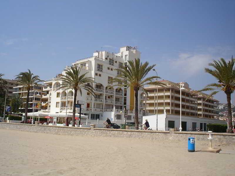 Holidays at Maria Cristina Hotel in Peniscola, Costa del Azahar