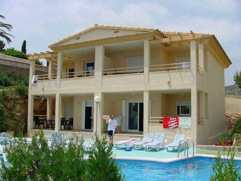 Holidays at Mercury Hotel in Peniscola, Costa del Azahar