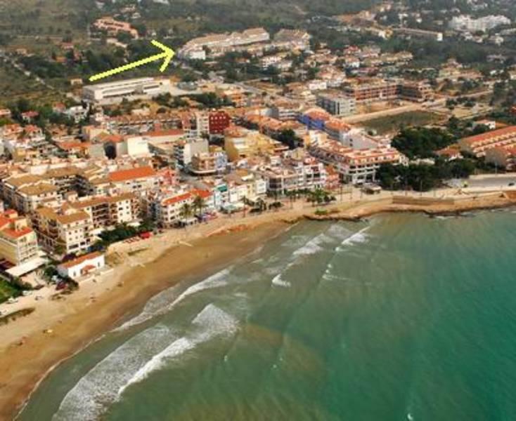 Holidays at Al Andalus Aparthotel in Alcoceber, Costa del Azahar