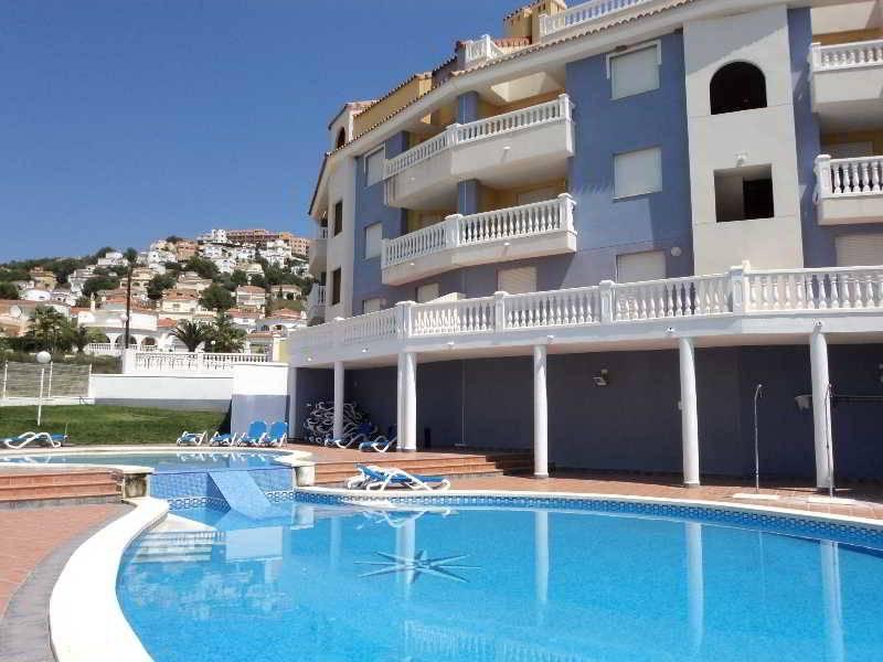 Holidays at Marcomar Apartments in Alcoceber, Costa del Azahar