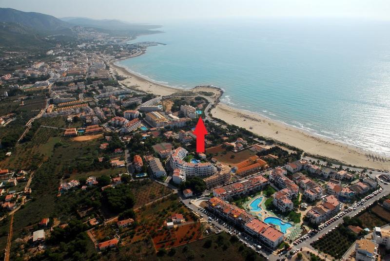 Holidays at Residencial Casablanca Hotel in Alcoceber, Costa del Azahar