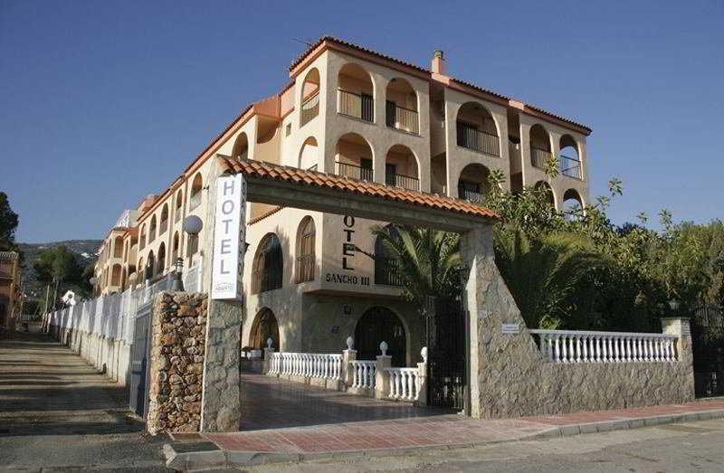Holidays at Sancho III Hotel in Alcoceber, Costa del Azahar