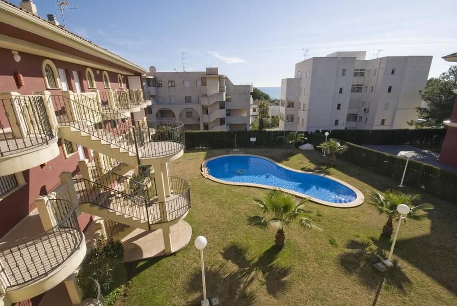 Holidays at Madeira Apartments in Alcoceber, Costa del Azahar