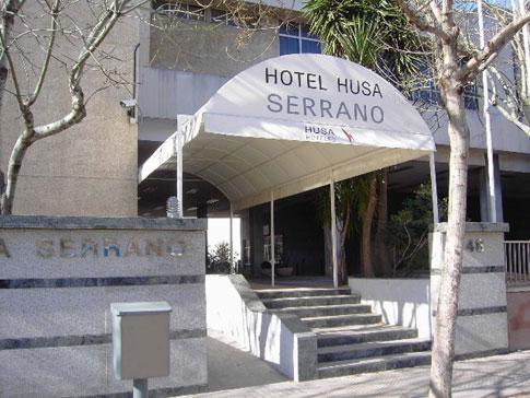 Holidays at Husa Serrano Hotel in Valencia, Costa del Azahar