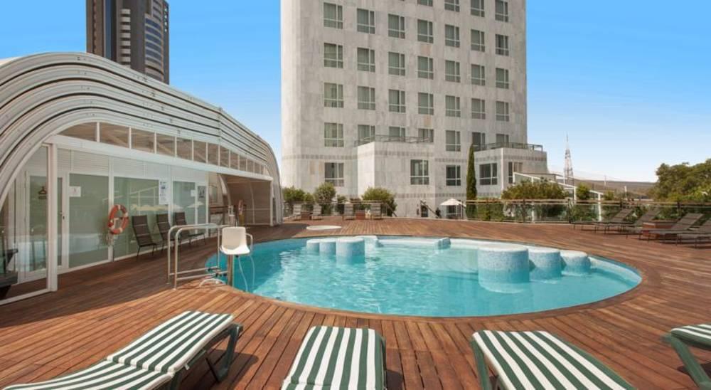 Holidays at Sercotel Sorolla Palace Hotel in Valencia, Costa del Azahar