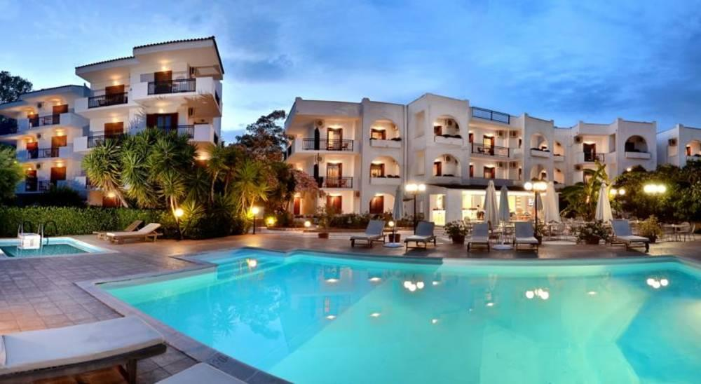 Holidays at Korali Hotel in Troulos, Skiathos