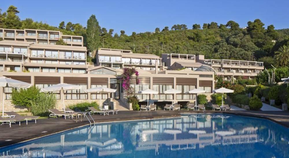 Holidays at Kassandra Bay Resort Hotel in Vassilias, Skiathos