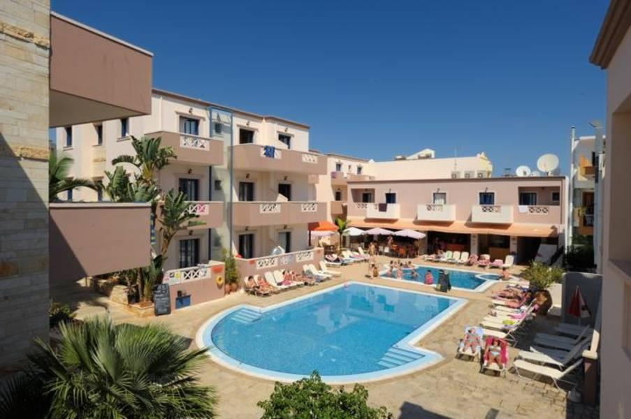 Holidays at Ilios Malia Apartments in Malia, Crete